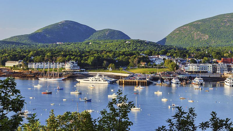 Maine Coast to Acadia National Park